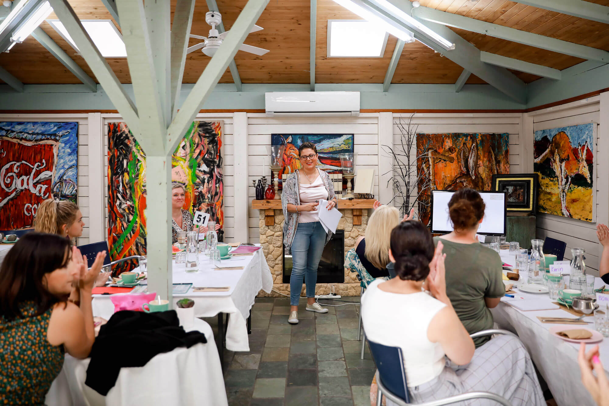 Patricia autism workshops australia